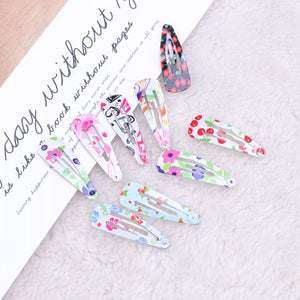 Lucky dip hair clips