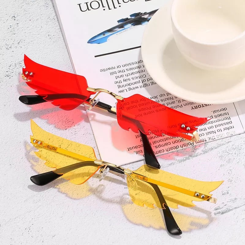 Spread Your Wings glasses - 9 colours