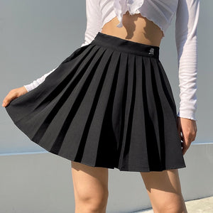 'Milestone' Pleated Skirt - 2 Colours
