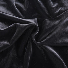 Load image into Gallery viewer, 'Naomi' Velvet Feel Dress