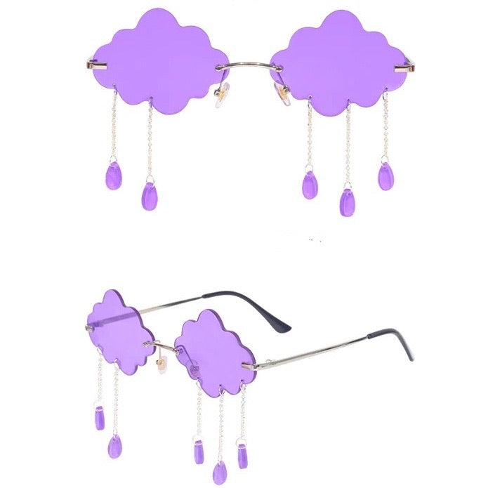 Rainy Day glasses - 7 colours