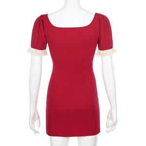 'Margo' Mini Dress - 2 Colours