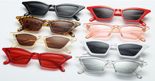 Load image into Gallery viewer, Cat eye sunglasses - 9 colours
