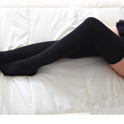 Knee high socks - 5 colours