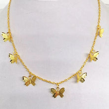 Load image into Gallery viewer, Butterfly choker - 2 colours