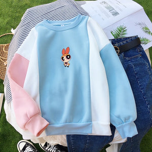 Powerpuff Girls sweatshirt - 12 colours