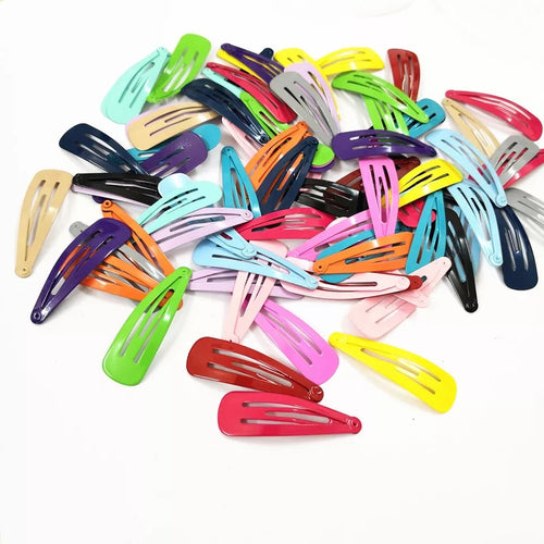 40 pack of hair clips