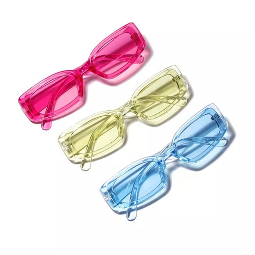 Rectangle sunglasses - 5 colours