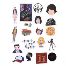 Load image into Gallery viewer, Stranger things stickers - 66 pieces