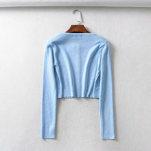 Load image into Gallery viewer, 'Abby' cropped cardigan - 10 colours