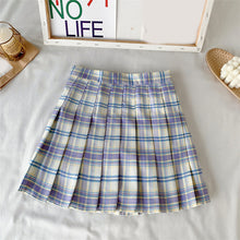 Load image into Gallery viewer, Pastel Pleated Skirt - 6 Colours