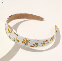 Load image into Gallery viewer, Pastel Print Headbands - 12 Colours