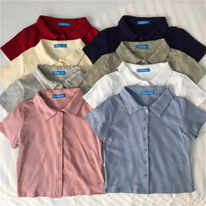 'Arya' button up shirt - 8 colours