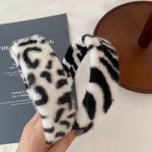 Load image into Gallery viewer, Fluffy Animal Print Headband - 2 Colours