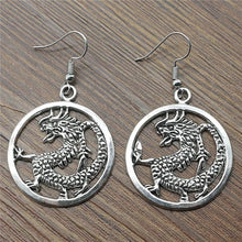 Load image into Gallery viewer, Fantasy earrings - 2 styles