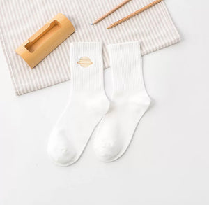 Planet socks - 5 colours