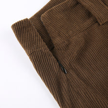 Load image into Gallery viewer, 'Jasmine' Corduroy Skirt