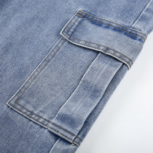 'Alexia' Baggy Jeans - 3 Colours