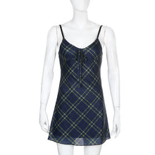Load image into Gallery viewer, 'Nikita' Plaid Dress