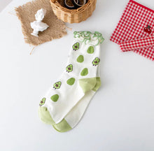 Load image into Gallery viewer, Cutie Fruity Socks - 5 Styles