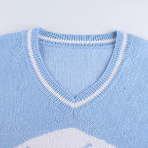 Skully Knit Sweater - 5 Colours