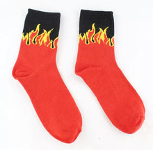 Load image into Gallery viewer, Fire crew socks - 7 colours