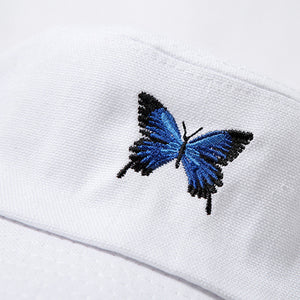 'Valeria' butterfly bucket hat