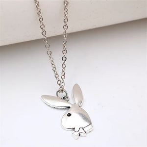 Playboy bunny necklace - 3 colours