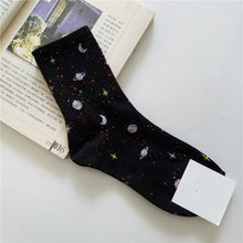Load image into Gallery viewer, Space socks - 4 colours