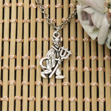 Load image into Gallery viewer, 'The Devil Inside' necklace - 14 styles