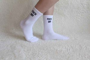 Quote socks - 4 styles