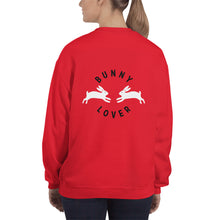 Load image into Gallery viewer, Bunny Lover Sweatshirt