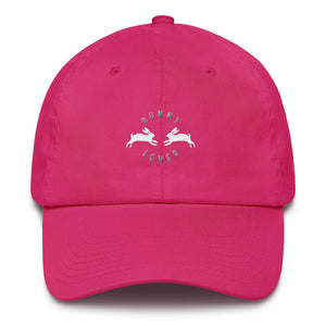 Bunny Lover Cotton Ball Cap