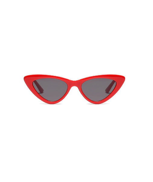 Adam Red Frame Sunglasses