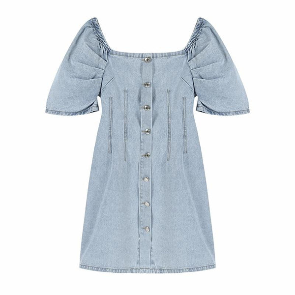 Afka Denim Dress