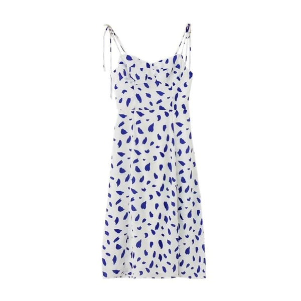 Aina Printed Dress