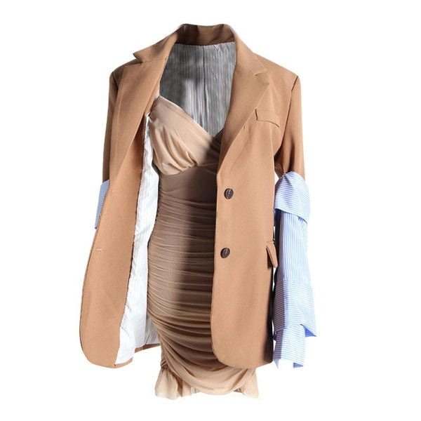 Bianca Blazer with Dress Set