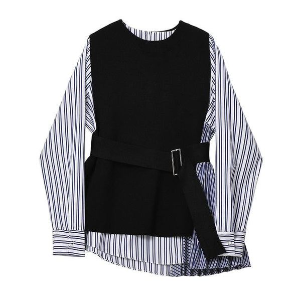 Chimo Striped Top