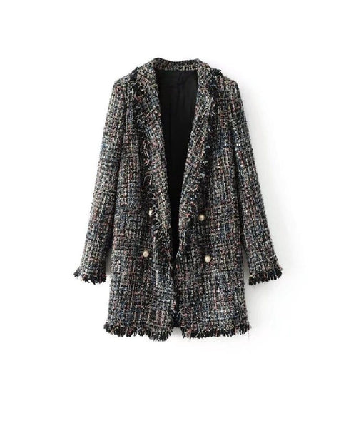 Chloe Tweed Jacket