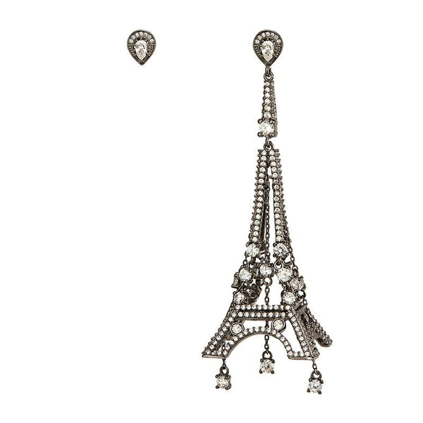 Eiffel Tower Details Earrings