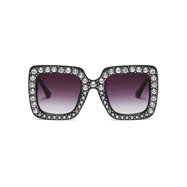 Ella Crystal Sunglasses
