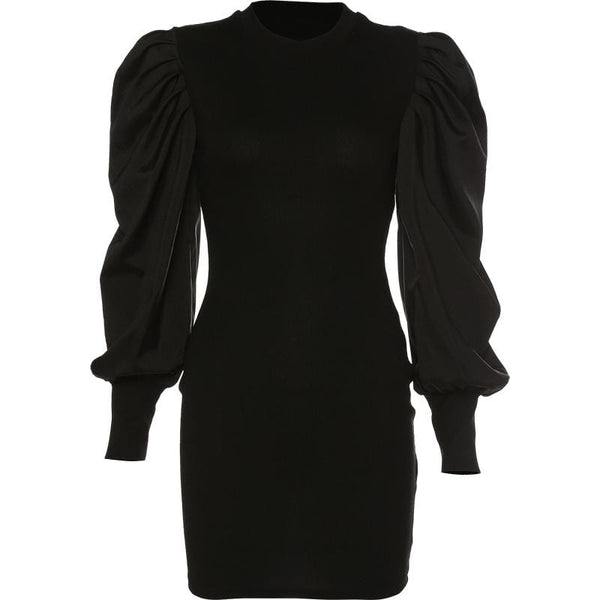 Estelle Black Dress