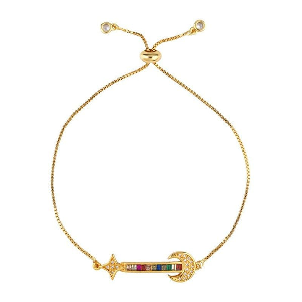 Gold Tone  Jimmy Bracelet