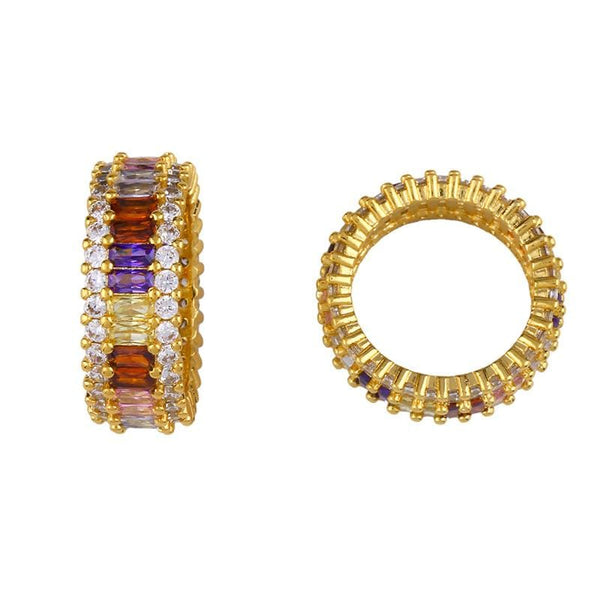 Gold Tone Gigi Ring