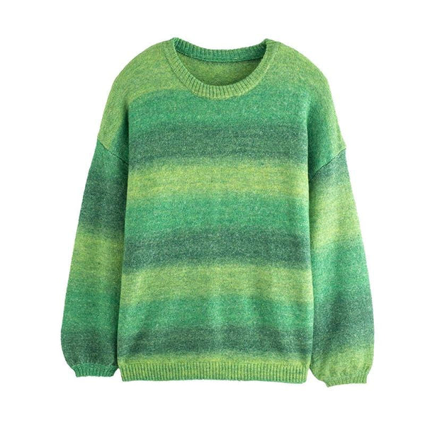 Halluana Striped Sweater