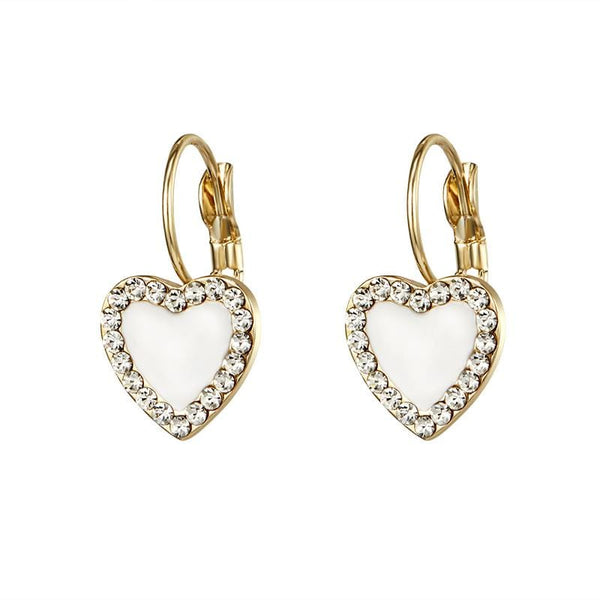 Heart Pattern Earrings