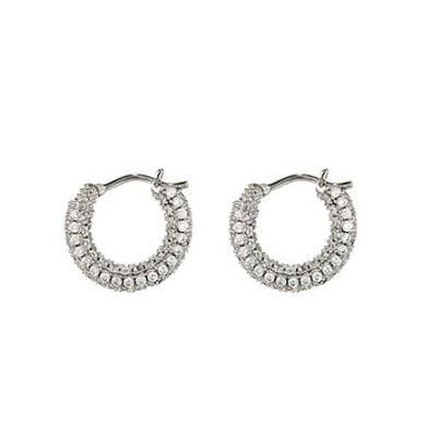 Henri Crystal Earrings