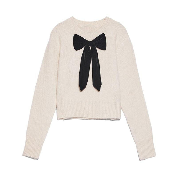 Iver Bow Sweater