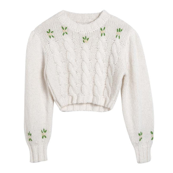 Jace Details Sweater