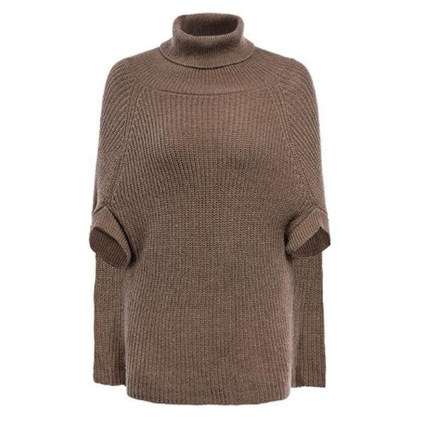 Jolie Brown Sweater